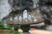 Кристаллы на площадке