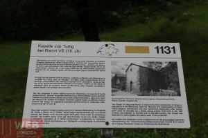Пример таблицы экспоната музея Ballenberg