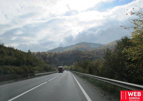 Переезд Закарпатского перевала