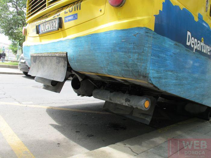 Как работает двигатель автобуса-амфибии - секрет внизу