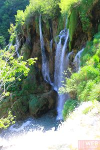 Водопад - Плитвицкие озера