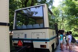 Пассажирские автобусы для туристов в Плитвицкие озера