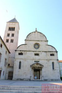 Церковь святой Марии в Задаре
