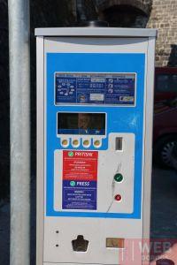 Парковочный автомат Задара
