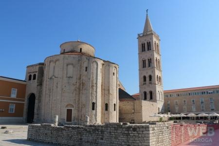 Церковь Святого Доната в Задаре