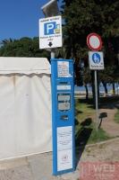 Паркомат в Задаре