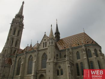 Собор Матяша в Будапеште