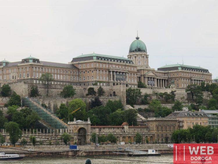 Крепостная гора или Квартал Крепости - ближний вид
