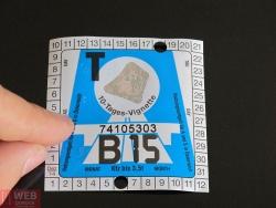 Оплата платных дорог Австрии - винетка на лобовом стекле