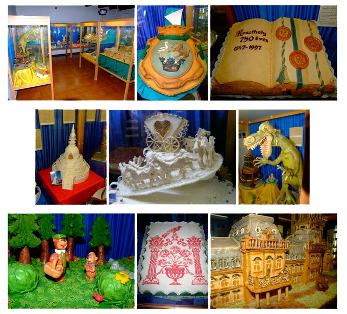 Музей марципанов в городе Кестхей