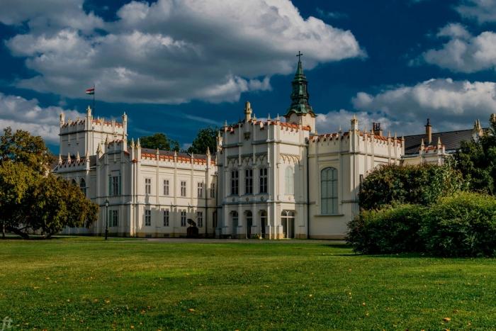 замок Brunszvik