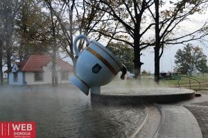 Термальный бассейн Косино с запахом кофе