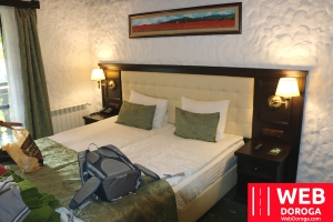 Нижняя комната Семейного номера отеля Косино