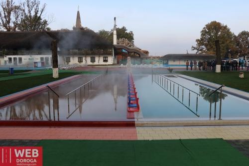 Косино - контрастный бассейн Инь-Янь