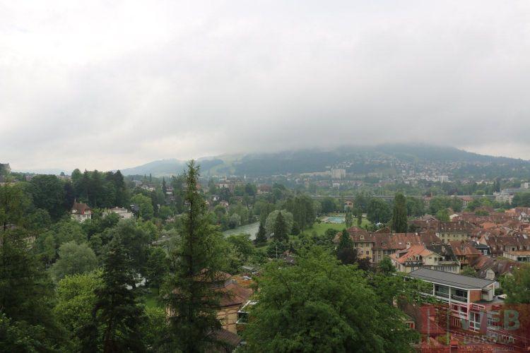 Панорама Берна