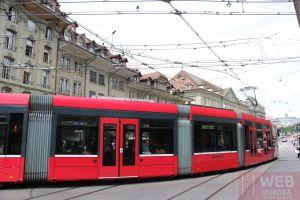 Трамваи в Берне