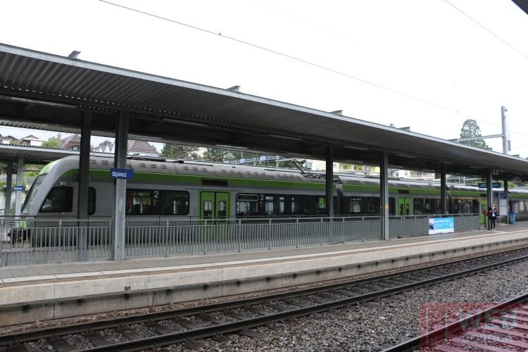 Пригородный поезд - Швейцарские железные дороги
