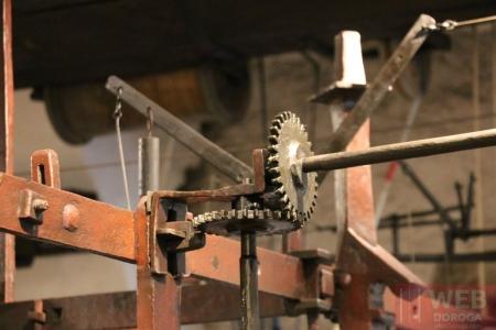 Механизм часов Цитглогге в Берне