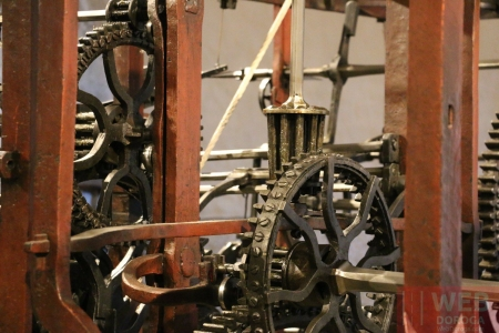 Механизм часов Цитглогге часть 3