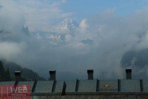 Вид на Швейцарский пик