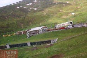 Ангары поездов