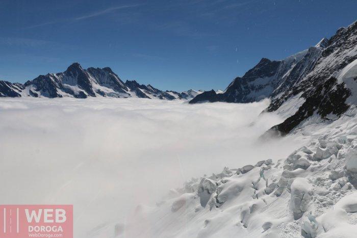 Выше неба - промежуточная станция в горах