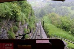 фуникулер на Рейхенбахский водопад