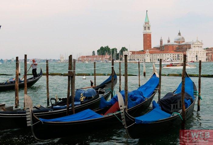 железный набалдашник — ферро на Гондоле в Венеции