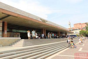 железнодорожный вокзал Венеции Санта-Лючия