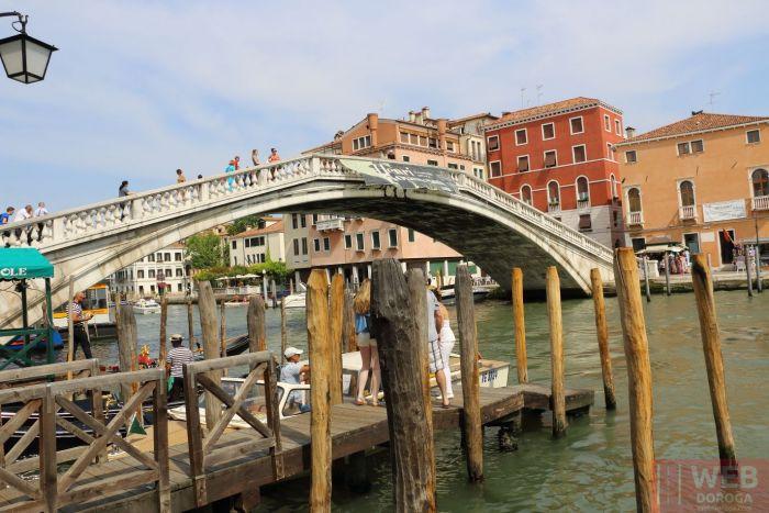 Мост Скальци — мост в Венеции через Гранд-канал