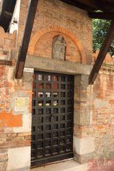 Вход в дом в Венеции