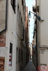 Улочки в Венеции