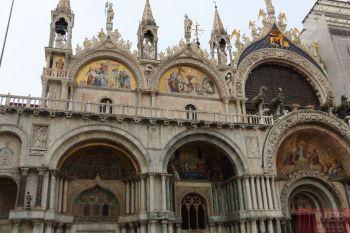 Собор Святого Марка в Венеции - мозаика