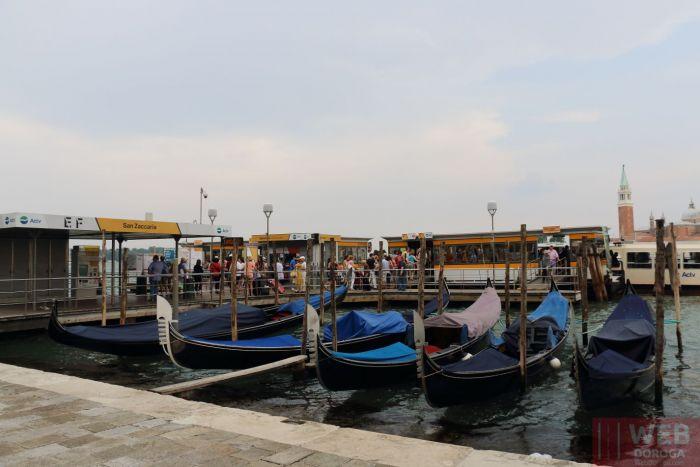 Речной трамвайчик Венеции - Вапоретто