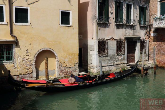 Старый дома Венеции