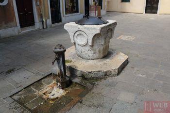 Питьевая колонка в Венеции