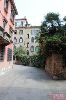 Озеленение в Венеции