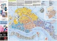 Карта - схема Венеции