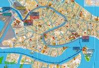 Карта - схема Венеции в формате PDF