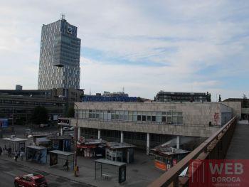 Автобусная станция Братиславы