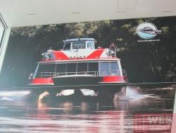 Речной катер Вена - Братислава