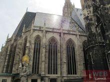 Собор Святого Стефана, улица Грабен и Кольмаркт