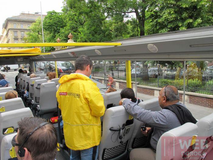 Автобусная экскурсия по Вене - Hop-on Hop off