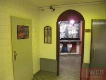 Туалет в опере Вены - вход