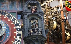 Часовая башня Цитглогге в Берне — снаружи и внутри