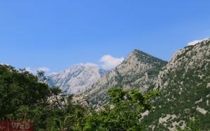 Национальный Парк Пакленица — рай для скалолазов