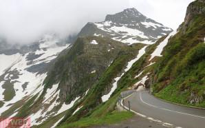 Как переехать Альпы и попасть в Швейцарию?