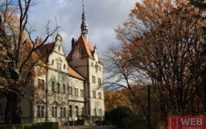 Замок Шёнборнов — лечебная жемчужина в средине Карпат